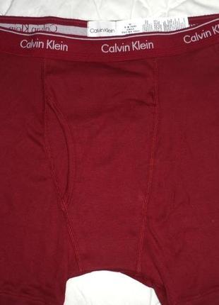 Мужские трусы-боксеры calvin klein, 4 шт в упаковке. оригинал из сша