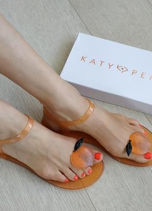 Фруктовые сандалии katy perry оригинал