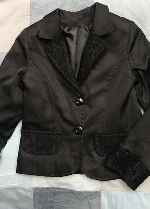 Пиджак школьный школа 146-152