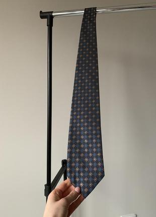 Чоловічий галстук ermenegildo zegna