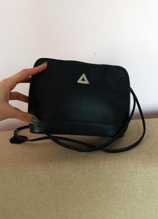 Шкіряна сумочка , кожанная сумка