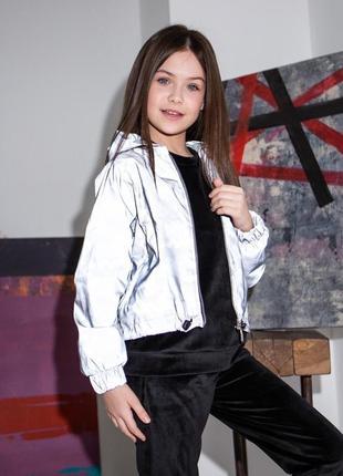 Невероятно крутая куртка для модниц