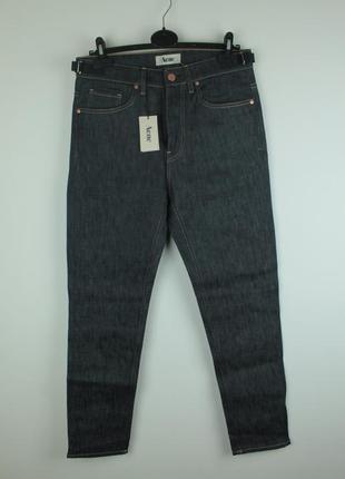 Шикарные оригинальные джинсы от шведского люкс бренда acne jones raw jeans