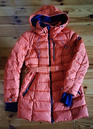 Пуховик женский snowimage