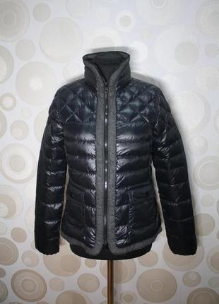Демисезонная куртка пуховик duvetica p. s италия.