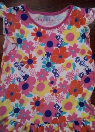 Платье, сарафан для девочки 4-6 лет.