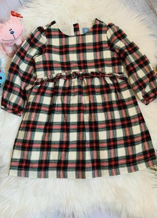 Фирменное платье gap малышке 4 года