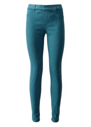 Стоп!❤распродажа улетные джинсы-скинни tchibo, германия - р. 44-46 укр.