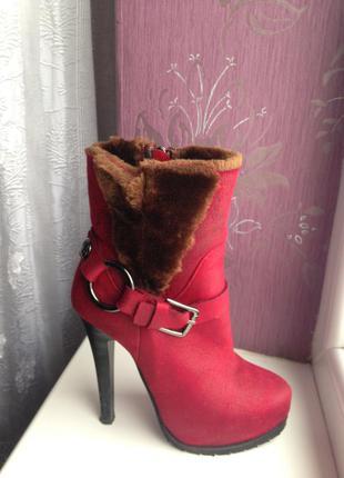 Обалденные зимние ботинки