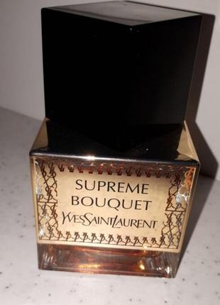 Нишевые духи парфюм yves saint laurent supreme bouquet 80 мл франция оригинал