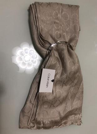 Calvin klein шарф/пашмина с официального сайта в америке