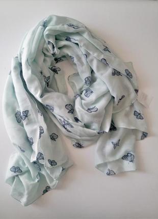 Нежный шарф палантин c&a