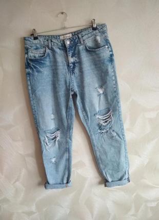 Стильные джинсы mom pimkie
