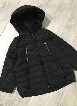 Весенняя куртка зара 5 лет демисезонная деми