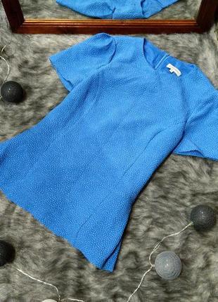 #розвантажуюсь фактурная блуза топ кофточка с баской austin reed