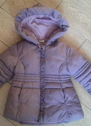 Куртка осінь -зима miniclub