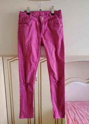 Стильные джинсы бемби р.122