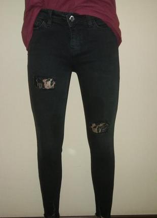Zara, женские джинсы