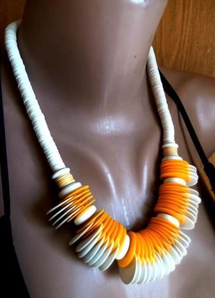 Оригинальное винтажное ожерелье в этно - стиле 🌟 идеально на подарок 🎁 горячие скидки 🔥