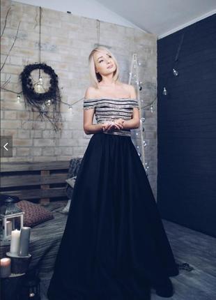 Платье вечернее tarik ediz оригинал
