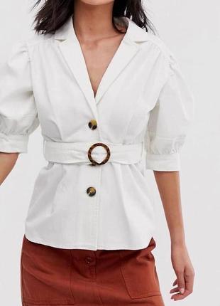 Джинсовый топ/блуза