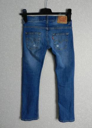 Levis 511 джинсы детские, 8-10 лет