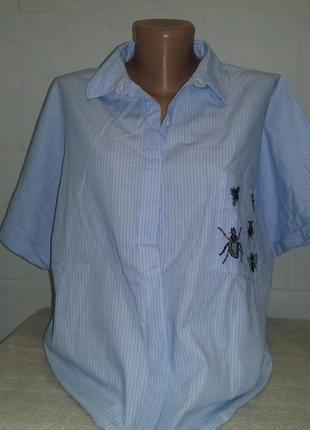 Брендовая рубашка