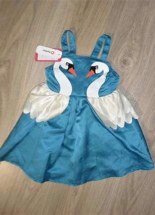 Платье, сарафан на 2-3годика рост 100
