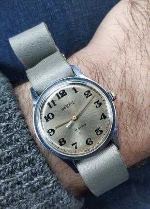 Радянський механічний годинник восток