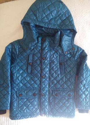Курточка деми barbarris  р.122