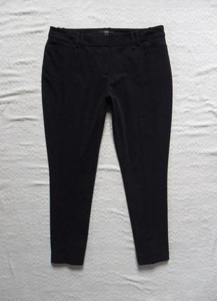 Классические зауженые черные брюки штаны yessica, 42 размерa.