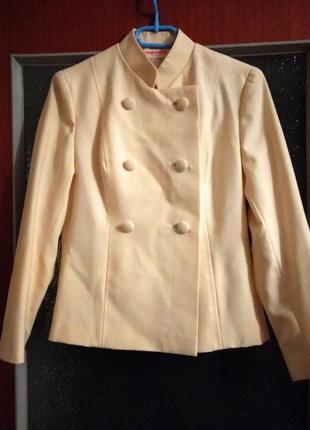 Пиджак, жакет  франция, фабричный