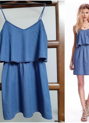 Джинсове плаття, сарафан