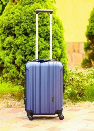 Качество! чемодан пластиковый из поликарбоната / валіза пластикова ручна поклажа