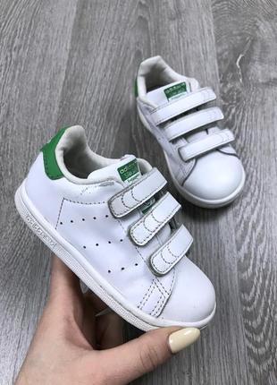 Классика кроссовок adidas stan smith