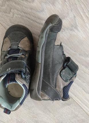 Ботинки clarks 24 р