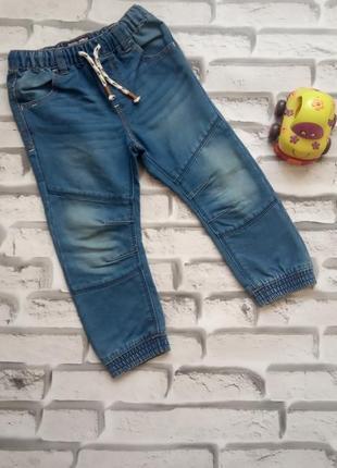 Джинсові штани, джинси на резинці