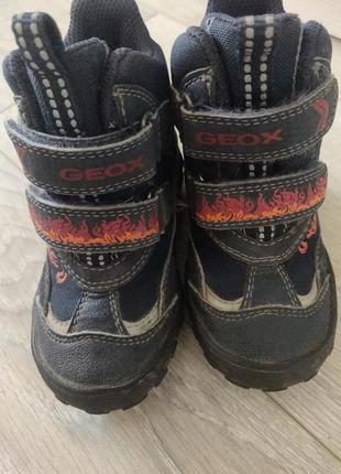 Деми ботинки geox 22 размер