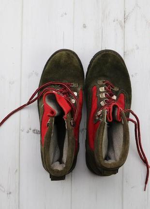 Демисезонные детские ботинки vibram
