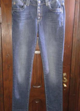 Зауженные джинсы esprit р. 44