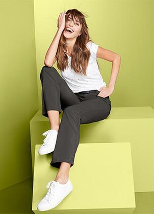 Легкие, быстросохнущие брюки softshell  германия tcm tchibo