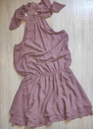 Воздушное летнее романтическое платье!