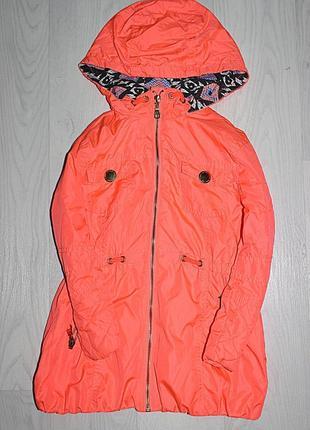 Ветровка демисезонная куртка 3-4