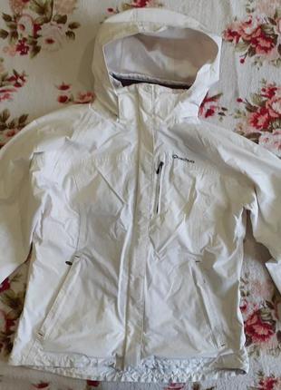 Куртка курточка ветровка с капюшоном легкая дождевик