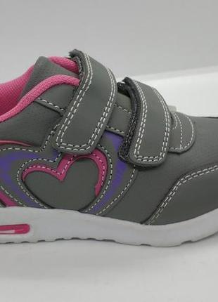 Кроссовки для девочки с 27 по 32 размеры bi&ki