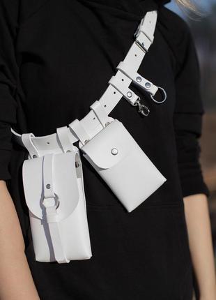 Тренд 2020-21 сумка поясная в утилитарном стиле. кобура.пояс с карманами(цвета)