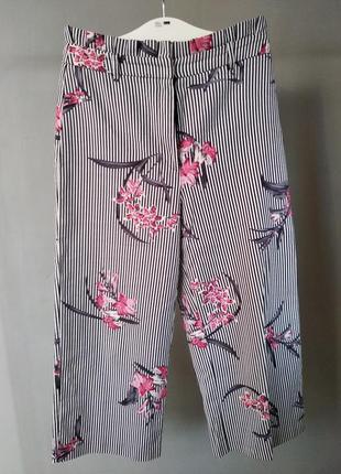 Безкоштовна доставка! стильные брюки кюлоты river island