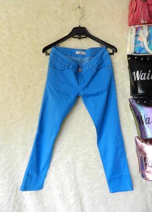✅ класснючие укороченные джинсы