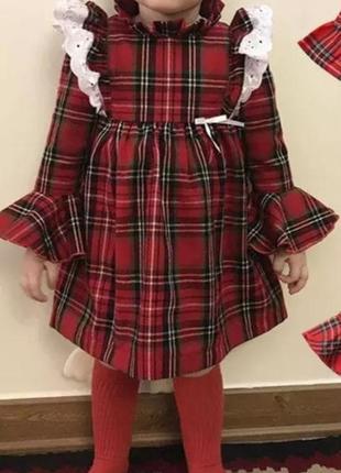 Платье от 3 до 6 лет