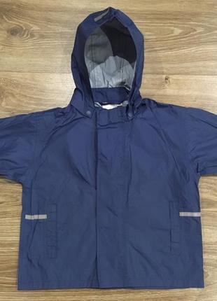 Куртка ветровка плащик дождевик